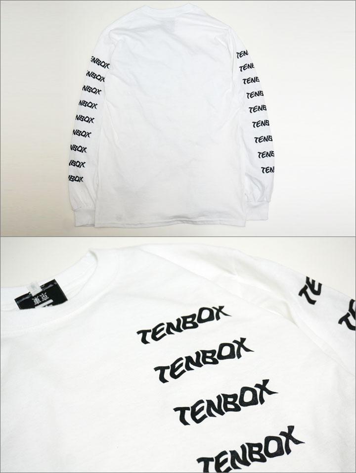 TENBOXのロンT